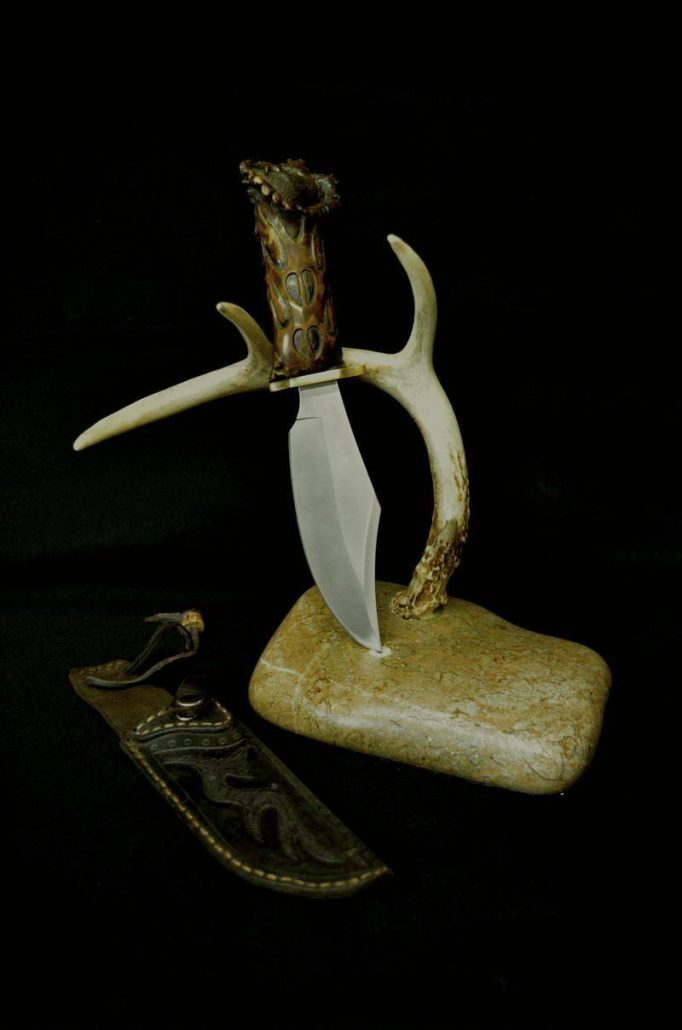Kris Nahrgang - Buffalo Skinner