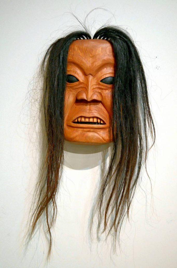Kris Nahrgang - Mask Warrior